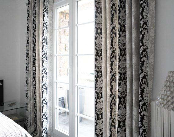 Confection - rideau - le mans - décoration - tissu - tapissier