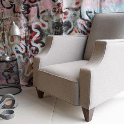 Paire de fauteuils vente mobilier ancien Le Mans décoration