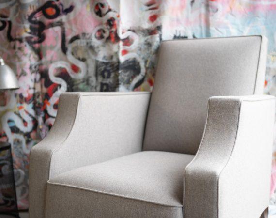 Paire de fauteuils moderne vente mobilier ancien Le Mans