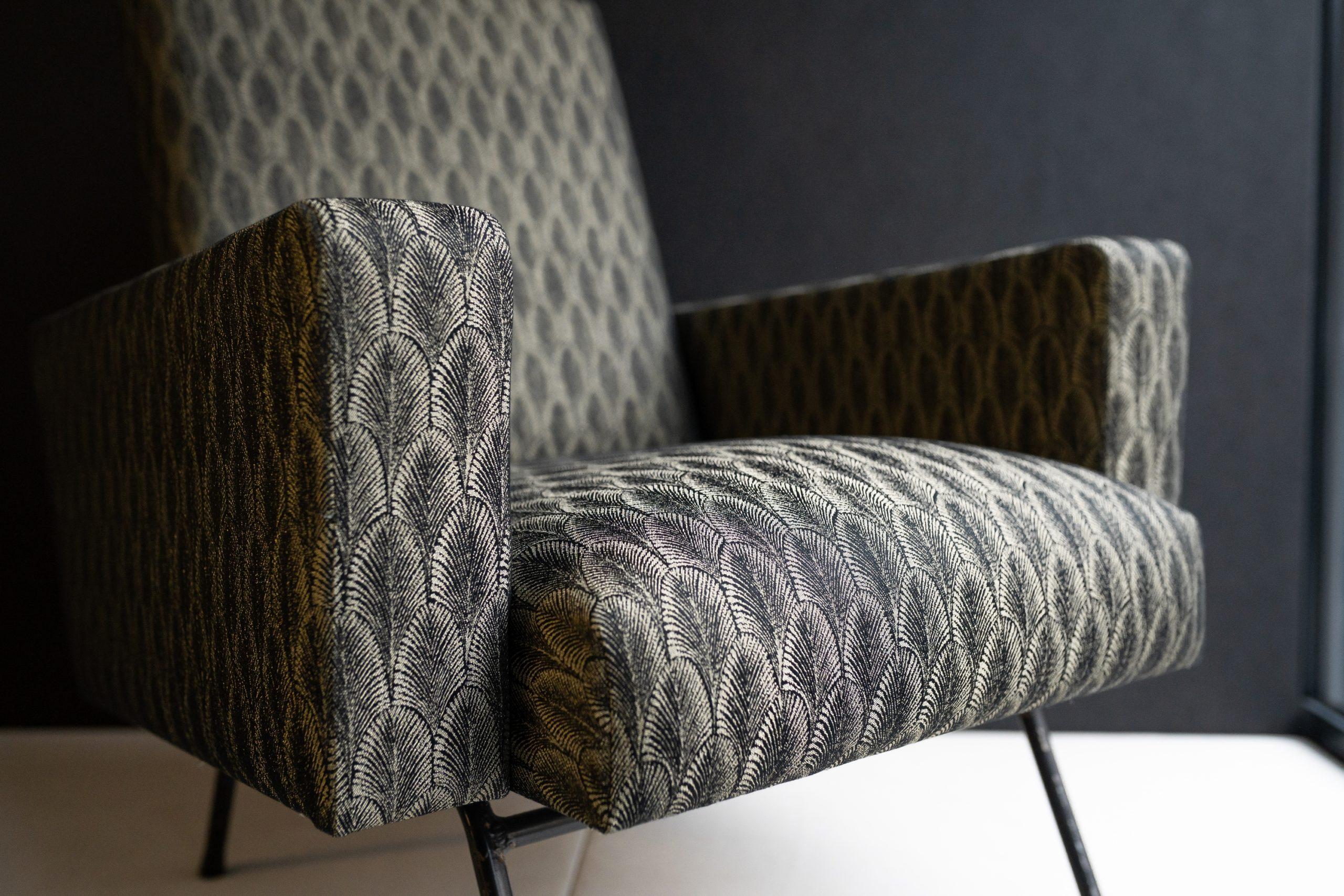 vintage fauteuil siége