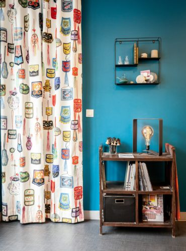 La boutique Le Mans tissu vente tapissier décoration