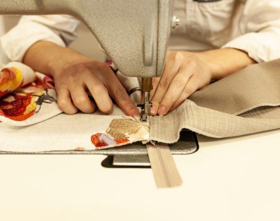 Confection rideau Le mans Décoration