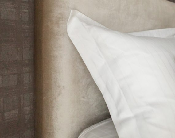 tête de lit sur mesure Le mans tapisser décoration